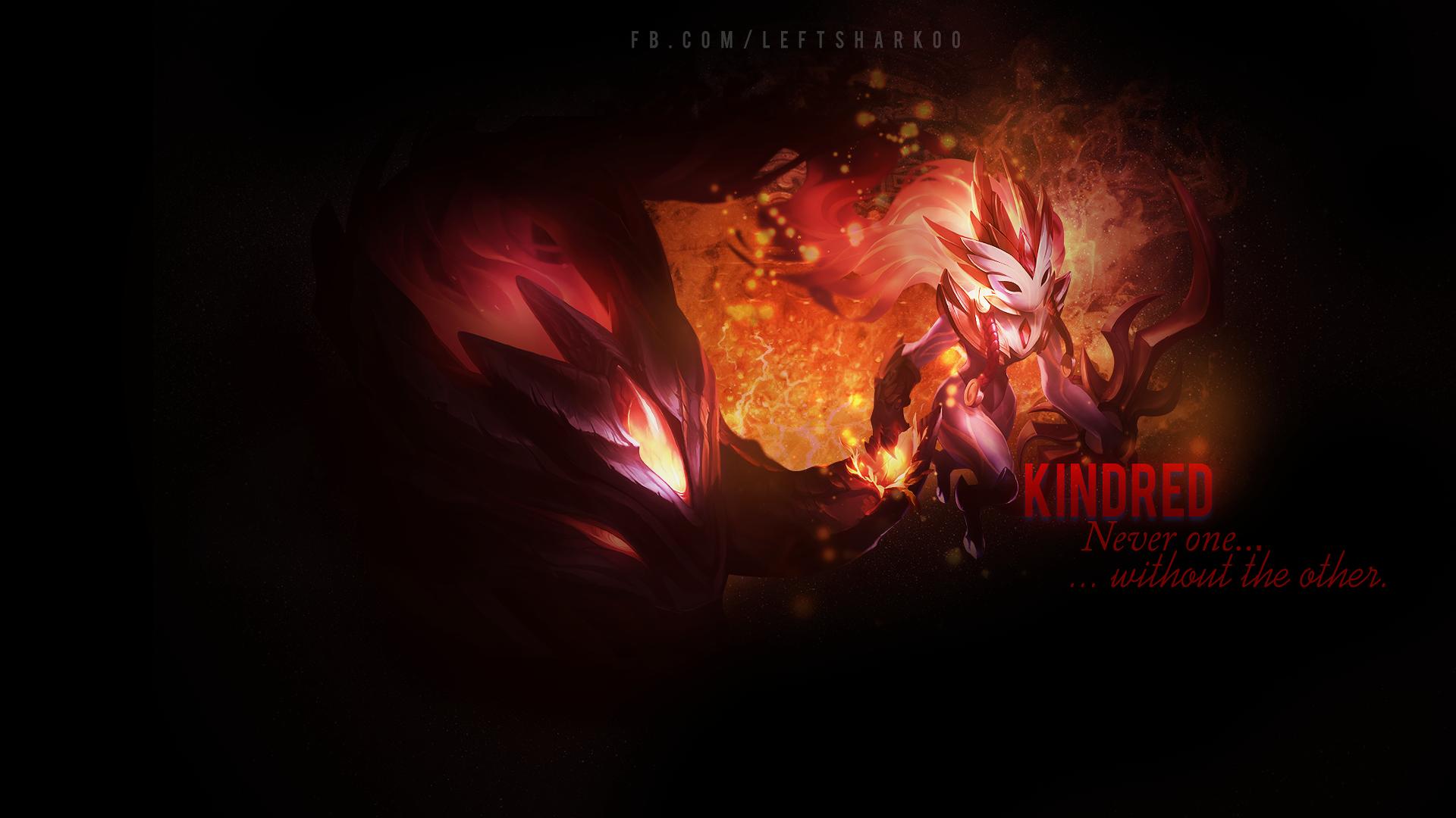 Kindred Minimalist Wallpaper League Of Legends By: Kindred Wallpaper League Of Legends By LeftLucy On DeviantArt