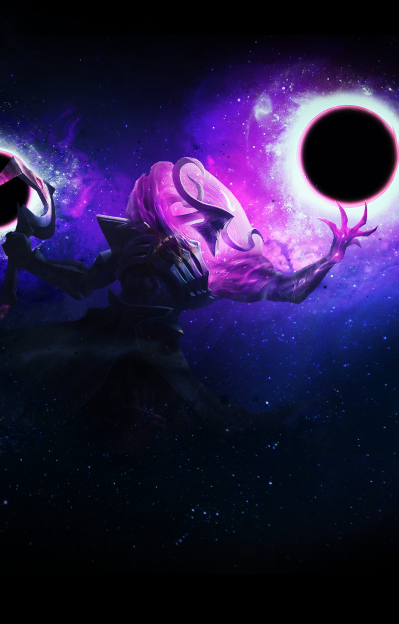Dark Star Thresh Mobile Wallpaper By Leftlucy On Deviantart