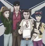 X-Men and X-Women