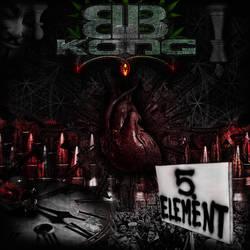 B.B. KONG Album Cover by VCraft
