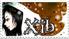 XIB stamp by tabido