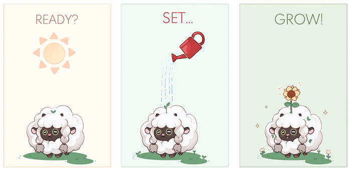 Grow your own Wooloo
