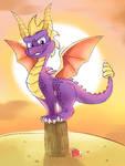 Spyro Perch