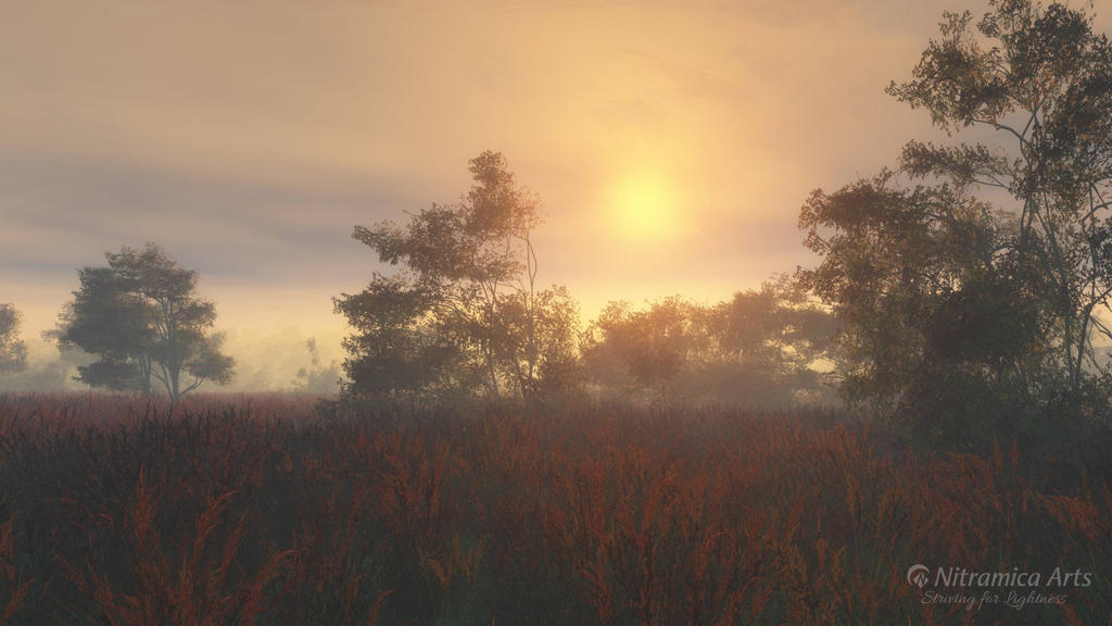 Marshes of Nova Valentia by OfTheDunes