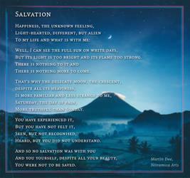 Salvation - Visual Poem