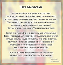 The Magician - Poem