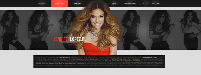 Jennifer Lopez - Layout