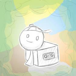 Sve and Box boy by MrPlam