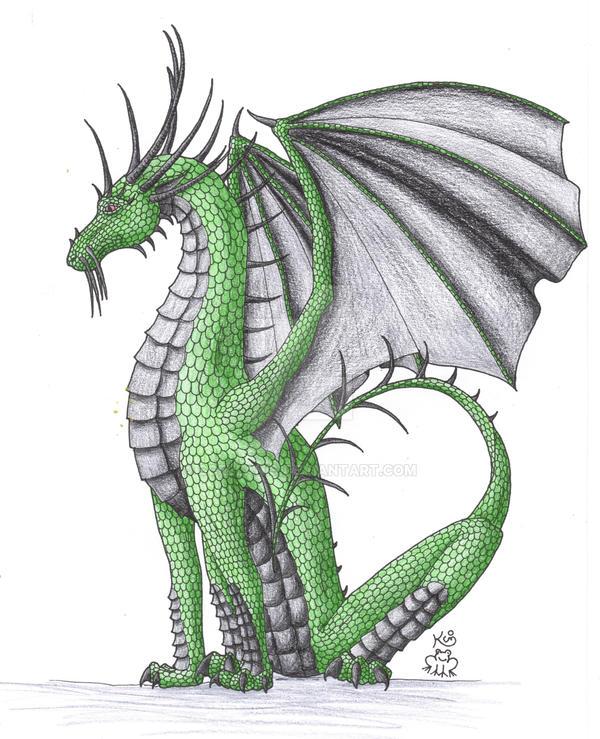 Rob Dragon by Scellanis
