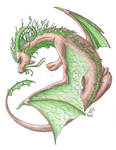 Oriental Earth Dragon