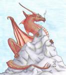 Rik is a dragon