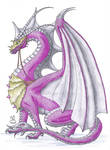 Bright Grey Dragon