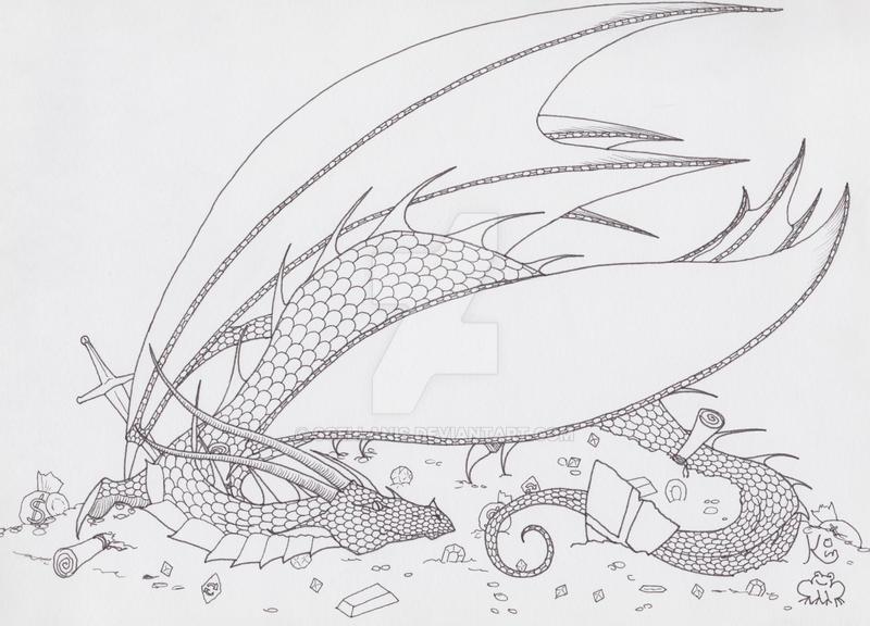 Strelitzia Ink by Scellanis