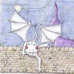 Count Frogula in bat form