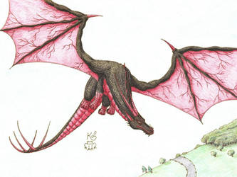 Lorellas Dragon by Scellanis