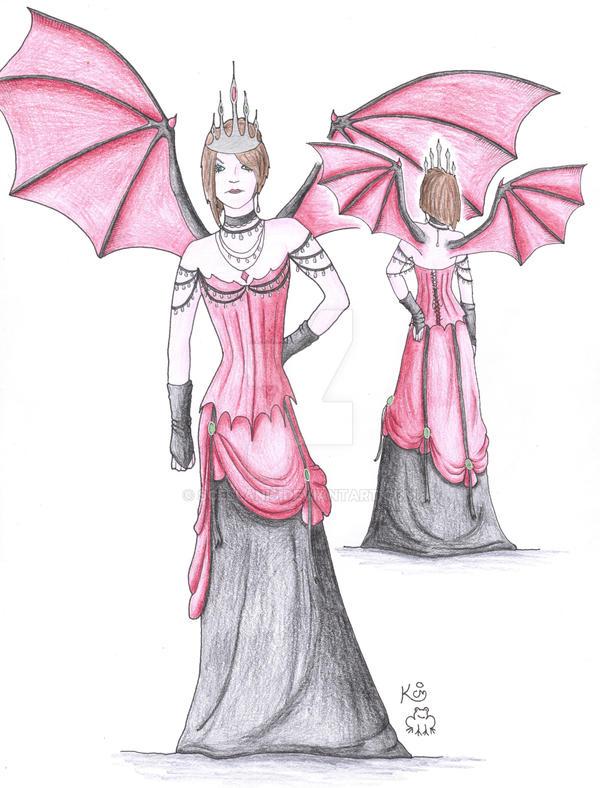 Demon Queen by Scellanis