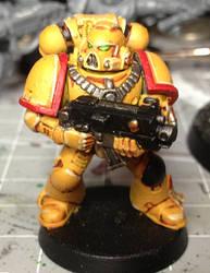 Imperial Fist by BigBossDante