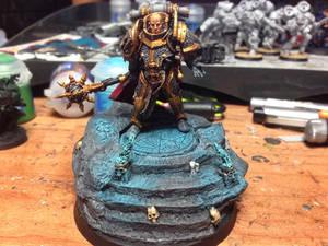 Lorgar of the Word Bearers Legion