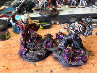 Battle of Brothers by BigBossDante