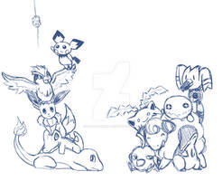 Pokemon babies :heart: