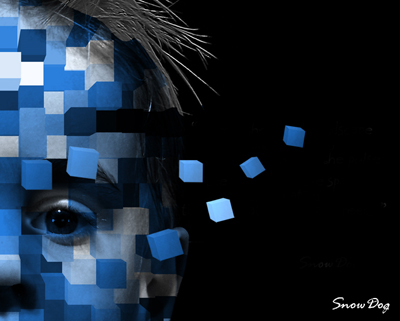 Pixel Boy by SnowDogz