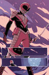 All New Pink Ranger