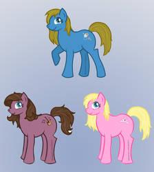 My Little Pony: Family by Jarjarrr