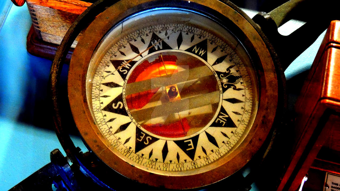 Dirigo Compass - Night Club by SaraRalston
