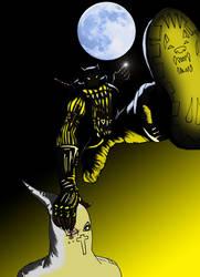 Tchalla, the Black Panther by Majinlordx