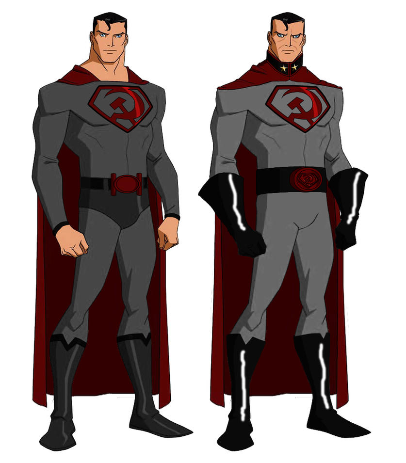 Superman Red Sons by Majinlordx on DeviantArt Red Son Justice League