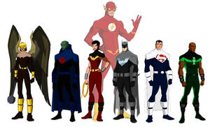 Justice Lords of America P. Bourassa style