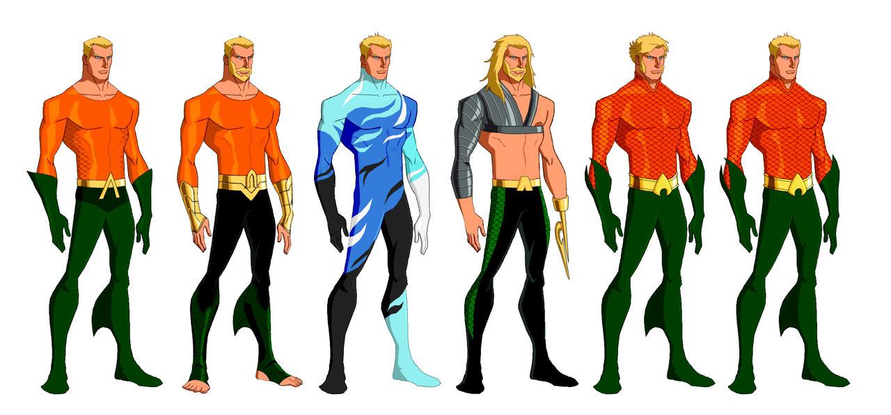 Aquamen, P.Bourassa Style by Majinlordx