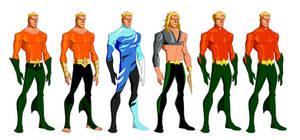 Aquamen, P.Bourassa Style