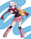 Pokemon Diamond girl
