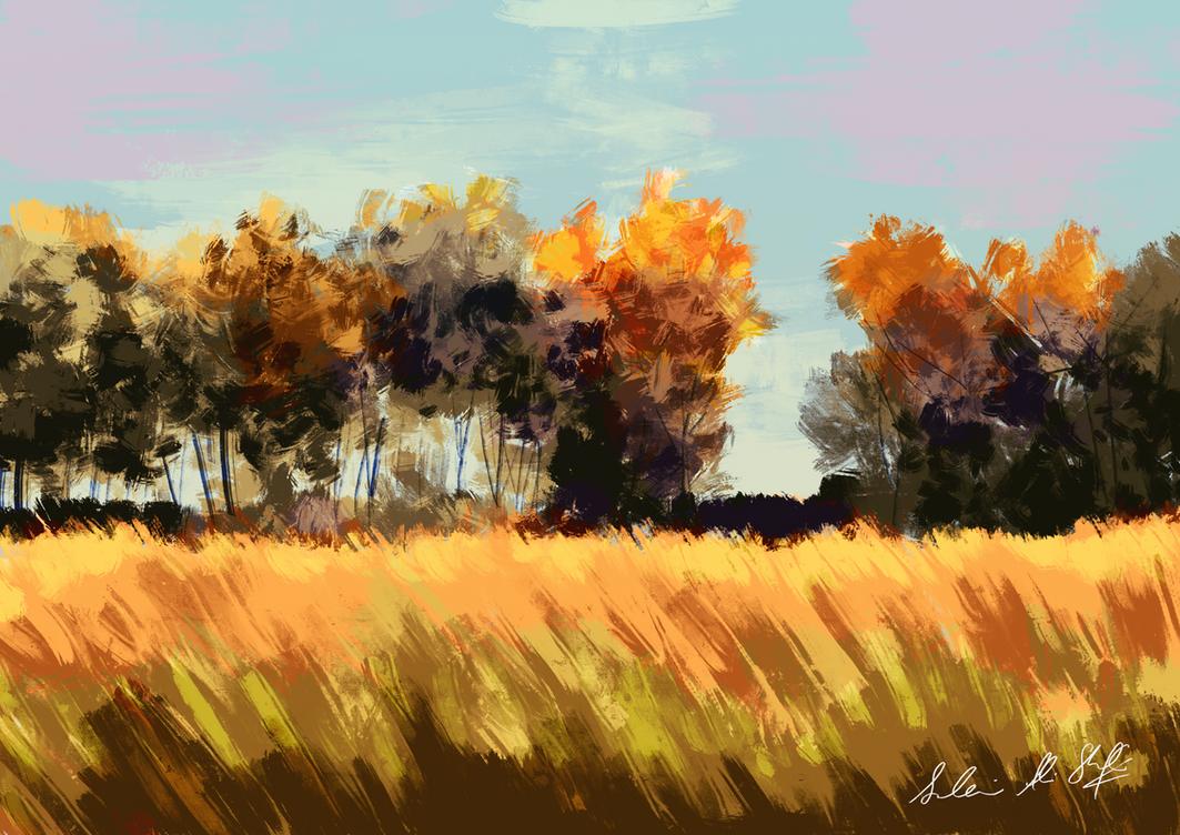 Landscape by Frostbite194