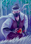 Jin - Ghost of Tsushima