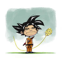Spleen Goku by Entropician
