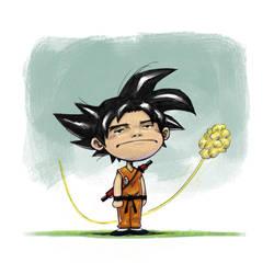 Spleen Goku by Entropician