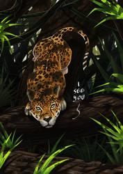 Jaguar by Entropician