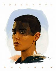 Furiosa sketch by Entropician