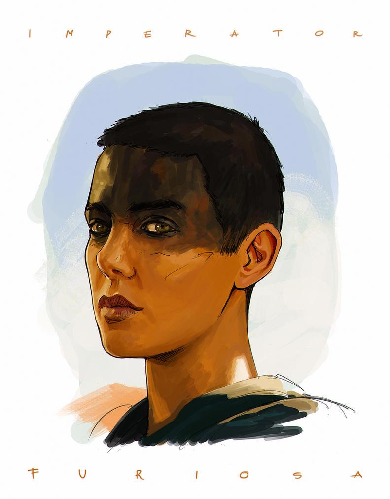 Furiosa sketch by Entropician