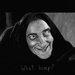What hump?