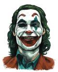 Joker Phoenix by Entropician