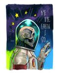 Skulljuly7 2020 day 12 - cyborg -