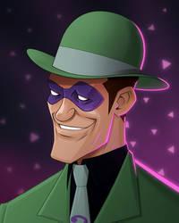 BATMAN VILLAINS - The Riddler -
