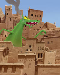 Marocco Dragon