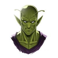 DBZ series - Piccolo