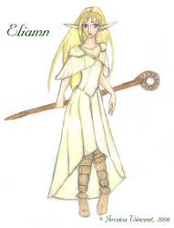 Eliamn by zirathedarkelf