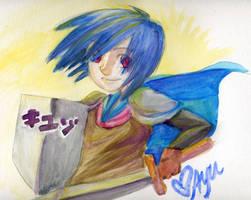 Kiyuzo by ayuICHI