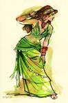 Green Gypsy